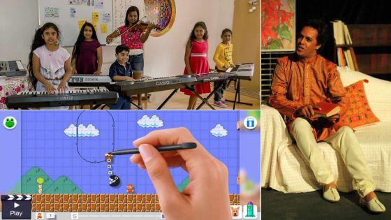 Ateliers : développer les compétences de votre enfant