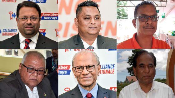 Elections générales : quand des néophytesfont tomber des géants