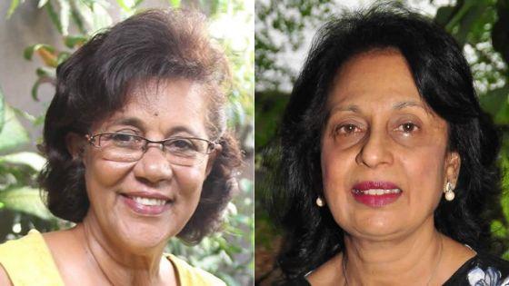 Course à la Présidence :Françoise Labelle et Maya Hanoomanjee en lice