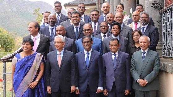 Parlement 2019-2024 : les postes se remplissent