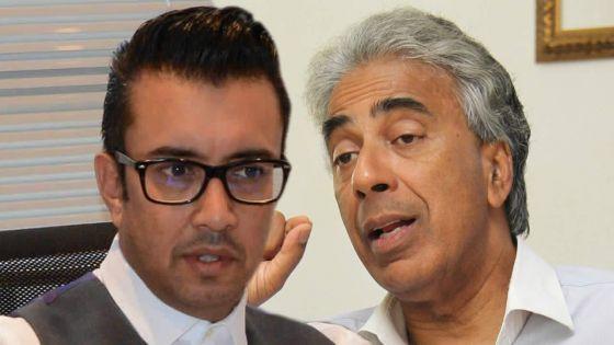 Arvin Boolell leader de l'opposition -Mohamed : «J'ai mis mon ambition de côté pour le bien du parti et du pays»