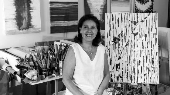 Exposition :Obras ou l'art émotionnel de Susana Tanji-Flynn