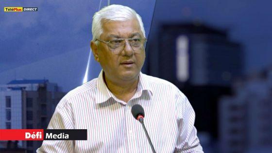 Centaine de cas positifs de la Covid-19 recensés : « L'équipe de 'contact tracing' est saturée », estime Dr Vasantrao Gujadhur