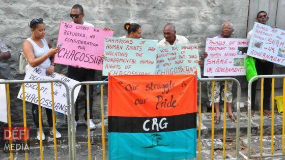 Port-Louis : manifestation des membres du Groupe Réfugiés Chagos à Port-Louis la semaine prochaine