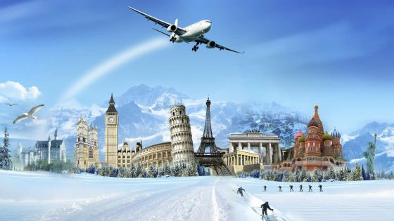 End of Year holidays : the travel mania is on