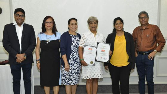 Yal Sunassee becomes FirstMaster of Feng Shui in Mauritius
