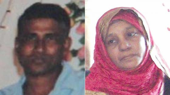 Accident ayant causé la mort du couple Abdoolrohoman en 2014 : le chauffeur écopede 12 mois de prison