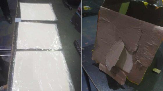Réception d'un colis d'héroïne valant Rs 5,4 millions : une femme arrêtée