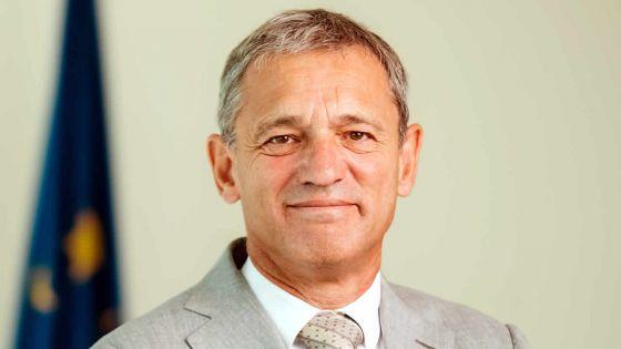 Vincent Degert, ambassadeur de l'UE à Maurice :«Maurice doit moderniser son système électoral»