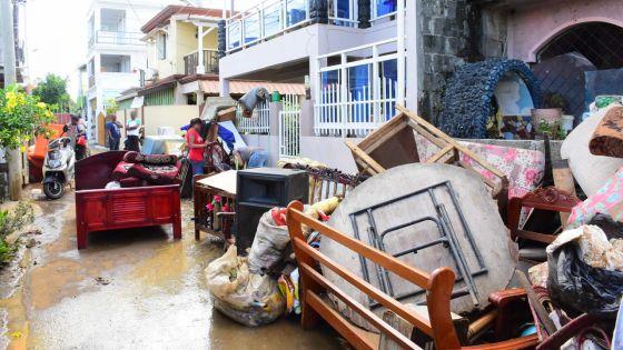 Cottage : les familles victimes d'inondations obtiendront chacune une indemnisation de Rs 6 000