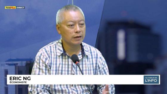 Au Cœur de l'Info – Eric Ng, économiste:«Il faut que les entreprises puissent se restructurer»