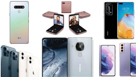 Smartphones : ce que 2021 nous réserve