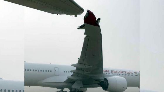 À l'aéroport Charles de Gaulle mercredi matin : l'Airbus A350-900 impliqué dans un incident à Paris