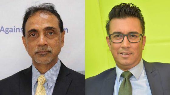 Comité parlementaire de l'Icac : le match Navin Beekarry/ Shakeel Mohamed renvoyé