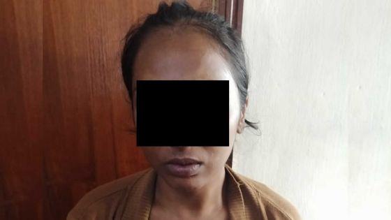 À Plaine-des-Papayes : elle mendie au nomde son enfant et vole