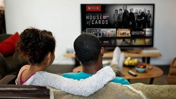 Moments de divertissement à la maison - Netflix : le sympa partage... entre amis !