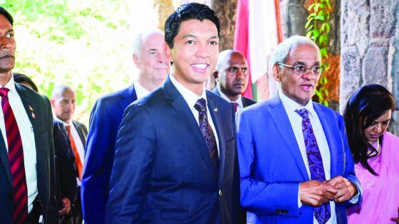 Coopération régionale : Madagascar vise un partenariat stratégique avec Maurice