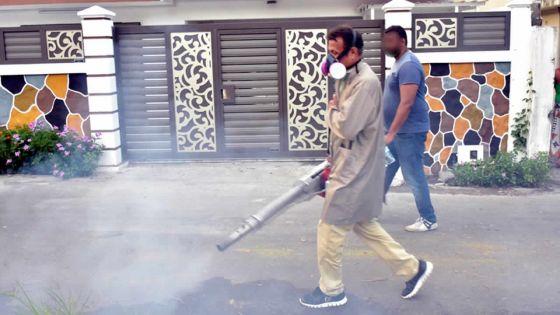Dengue : 130 cas enregistrés depuis début mars