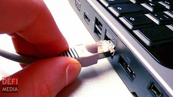Connexion internet perturbée, des travaux en cours pour réparer la panne