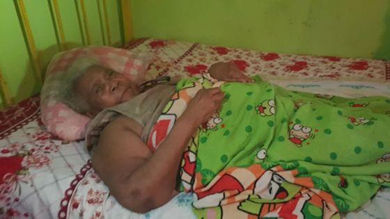 Résidence Mère Teresa : Rosemonde Aurélien, 76 ans, rescapée des eaux