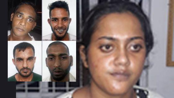 Zafira Ameer, épouse de Peroomal Veeren :«Mujahid ti vinn get mwa pou al kokin»