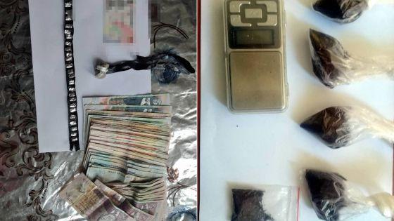 Drogue : deux hommes arrêtés à Camp-Levieux