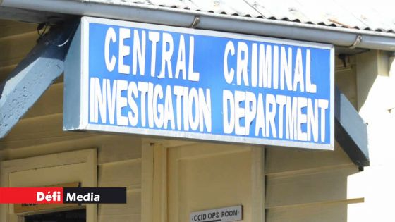 Un inspecteur de police soupçonné d'avoir détourné Rs 2,6 millions de son unité