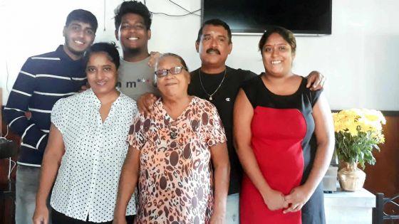 Entrepreneuriat : Selven Ramalingum est heureux de promouvoir la cuisine tamoule