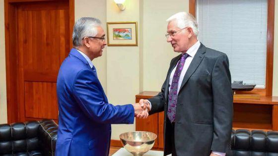 Chagos : le «All-Party Parliamentary Group» reitère son soutien à Maurice