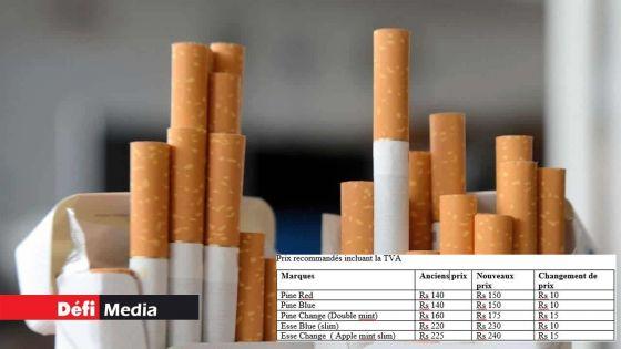 Pine et Esse : ces autres marques de cigarettes qui coûtent plus cher