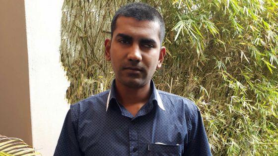 Le combat d'un malvoyant - Vivekanand : «Je veux travailler et être indépendant»