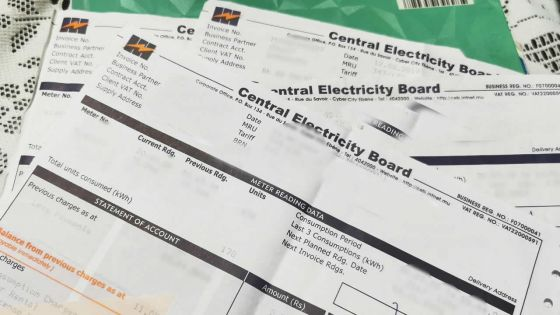 Factures d'électricité anormalement élevées : moratoire et facilités de paiement aux abonnés du CEB