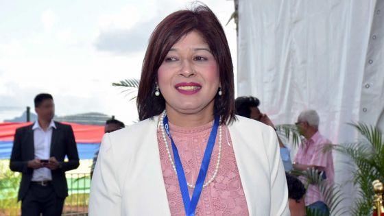 CWA :Dorina Prayag, de Hotline Coordinator à réceptionniste