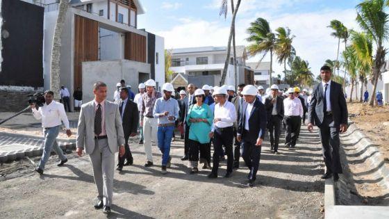 «Rs 4,9 milliards pour moderniser les infrastructures dans les villes et les villages», dit Pravind Jugnauth