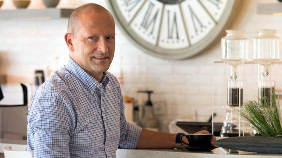 Frits Hannenberg nommé directeur général de LUX* Grand-Gaube