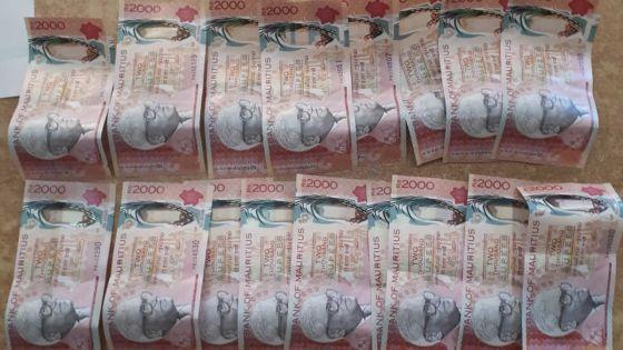 Vol de Rs 200 000 : un jeune vigile et sa sœur arrêtés
