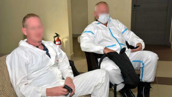 Quarantaine : dérogation pour les experts