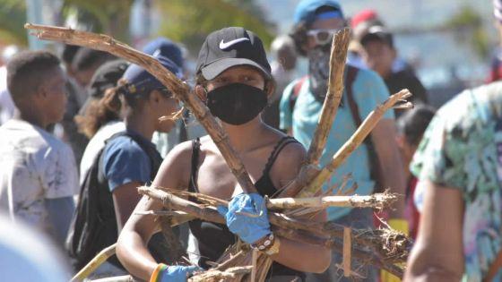 Wakashio : le combat citoyen se poursuit