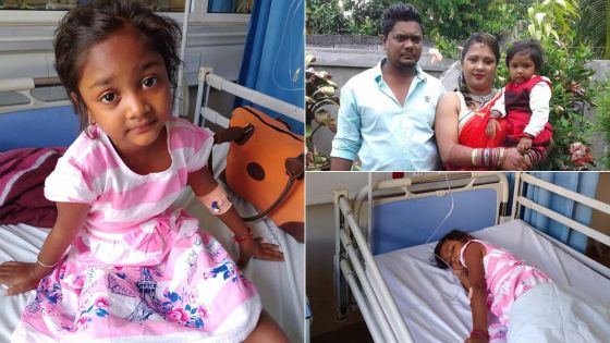 Solidarité : aidez Maheeà sauver son rein