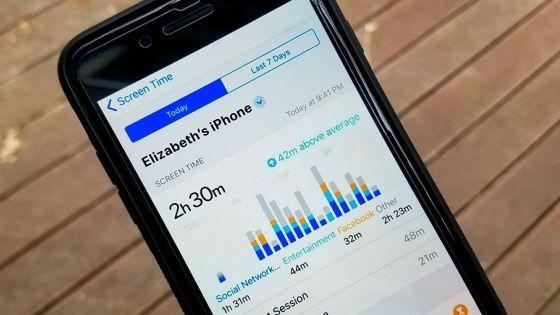 Apple : des outils pour mieux contrôler votre temps d'écran