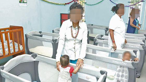 Bébés infectés :13 nouveaux cas positifs à la Covid-19 au « shelter » de Cap-Malheureux