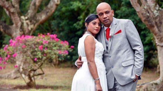 L'amour retrouvé :Nadine et Joëlse sont dit « oui » pour la vie