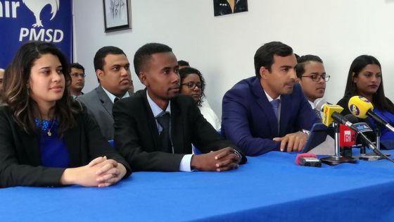 Alliance électorale - Adrien Duval: «C'est le leader qui l'annoncera en temps et lieu»