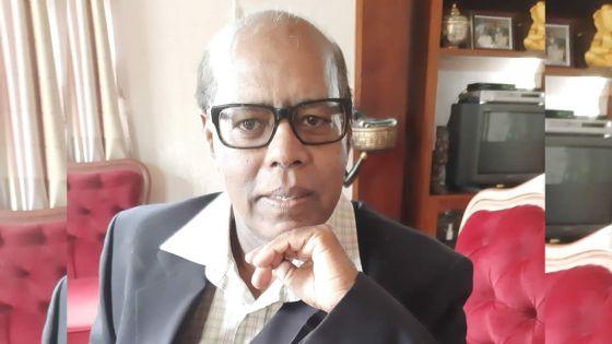 Krish Ponnusamy, ancien Chef de Cabinet :«Je suis convaincu de la neutralité de notre Fonction publique»