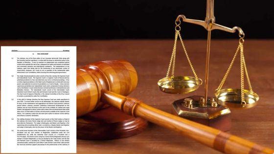 Rapport du PRB : découvrez les salaires dans le judiciaire