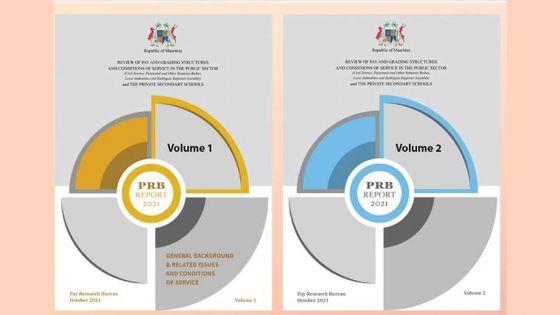 [Document] Le rapport du PRB dans son intégralité