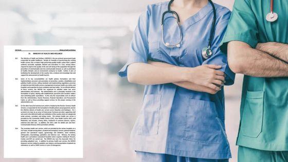 Rapport du PRB : découvrez les salaires dans le secteur de la santé