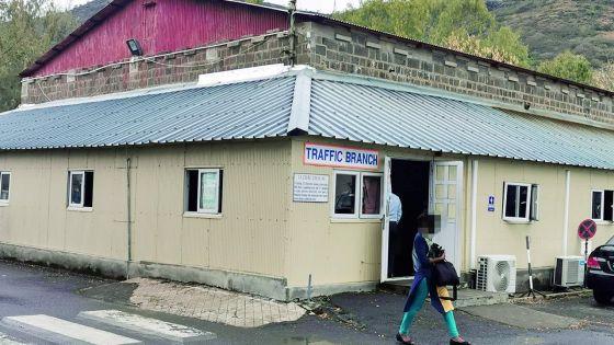 Polémique - Traffic Branch : des examens de conduite effectués sans caméra