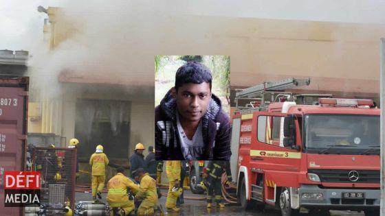 Incendie meurtrier dans l'entrepôt de Shoprite : le père de Dineshwar Domah souhaite que «la justice tranche vite» sur cette affaire