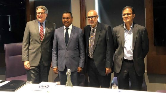 Technologie : le nouveau ministre veut faire de Maurice la Silicon Valley de l'Afrique
